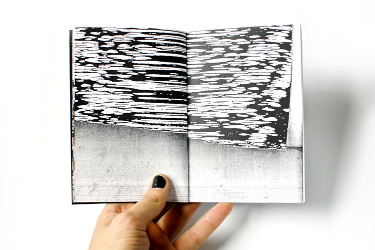 Noise : Collage Zine by Erica Wilk